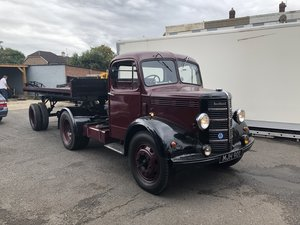 1951 Bedford Scammell lorry For Sale