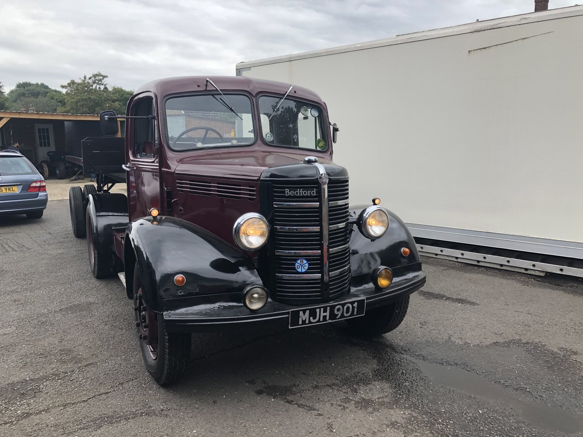 1951 Bedford Scammell lorry For Sale (picture 2 of 6)