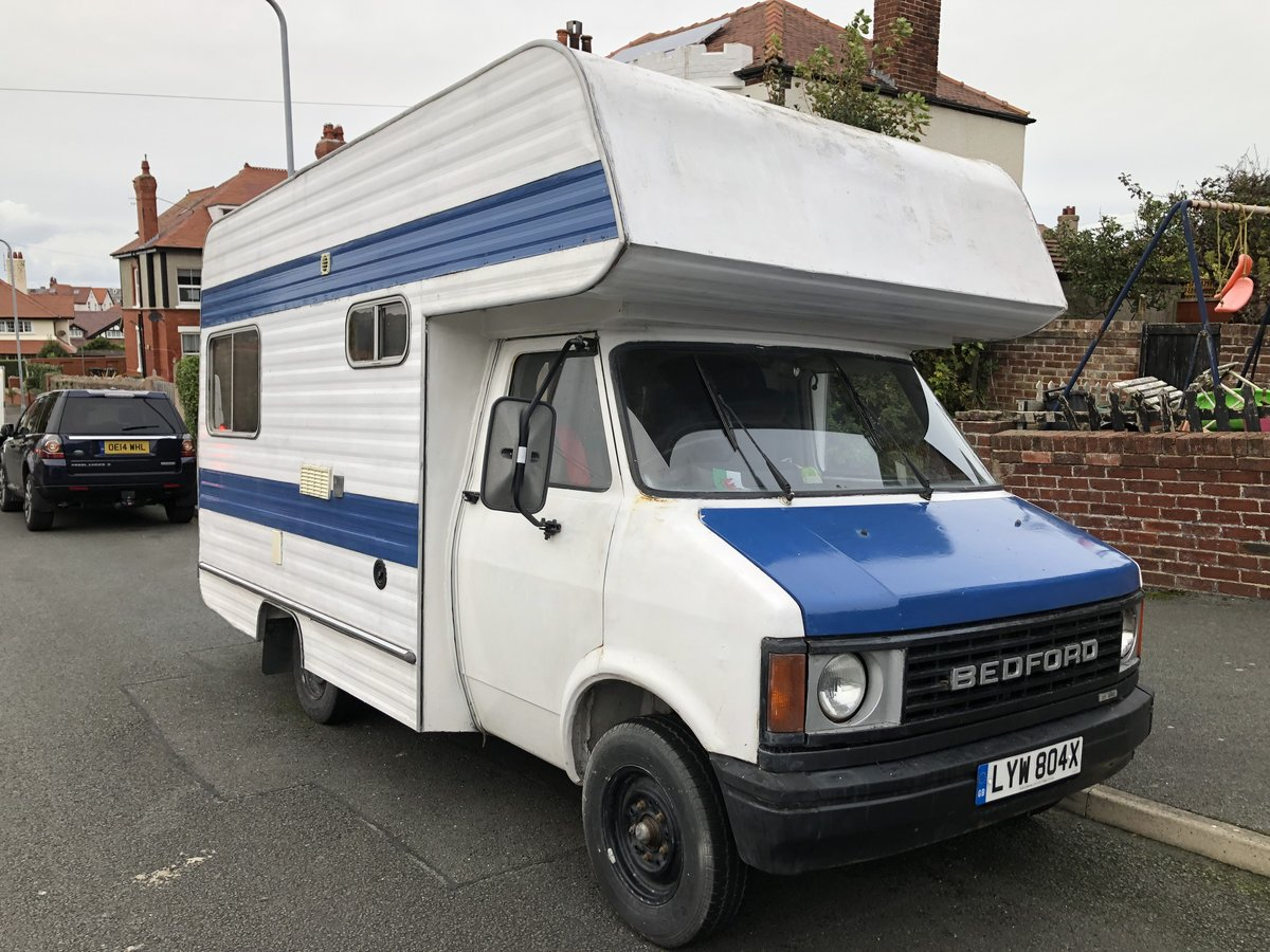 CF250 Campervan For Sale (picture 1 of 6)