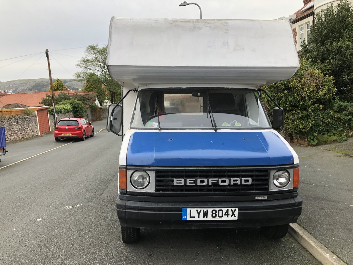 CF250 Campervan For Sale (picture 3 of 6)