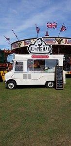 Beautiful Vintage Ice Cream Van