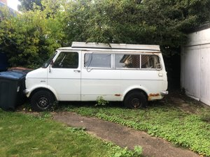 1979 Faithful campervan Project