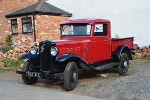 1938 Bedford BYE Pickup For Sale by Auction