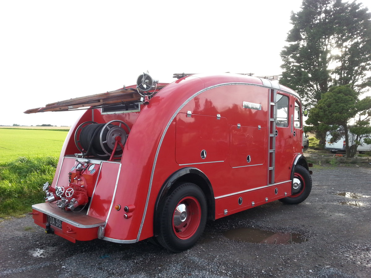 Bedford Fire Engine 1955 For Sale (picture 2 of 5)