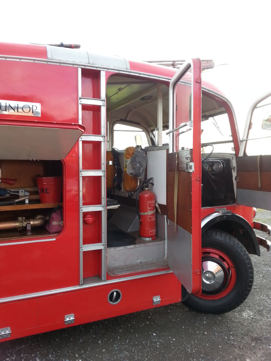 Bedford Fire Engine 1955 For Sale (picture 4 of 5)
