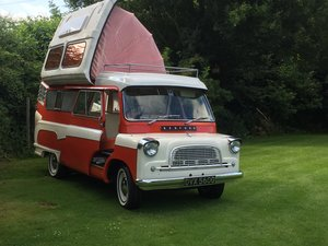 1969 Bedford CA Dormobile SOLD