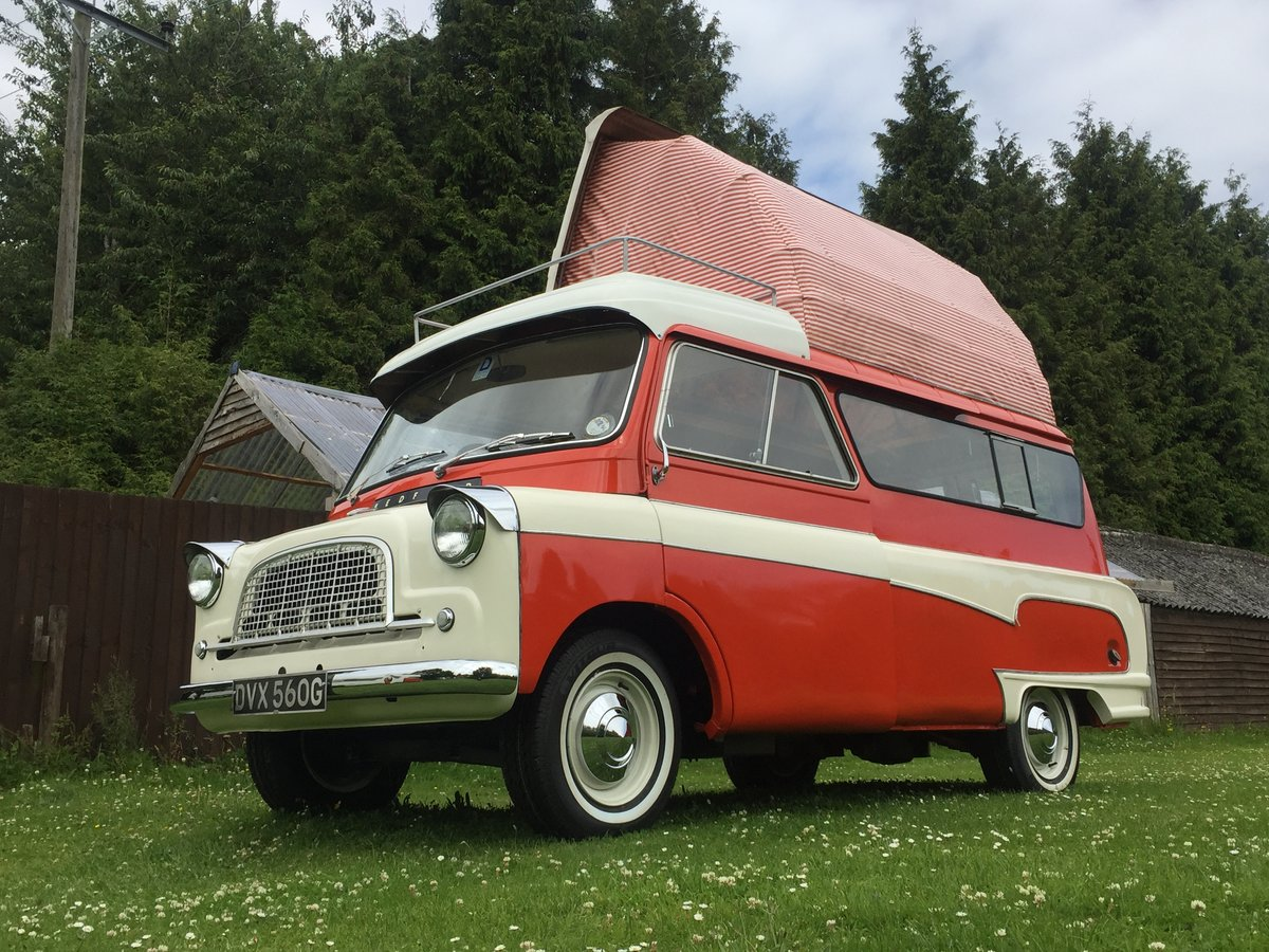 1969 Bedford CA Dormobile SOLD (picture 3 of 6)