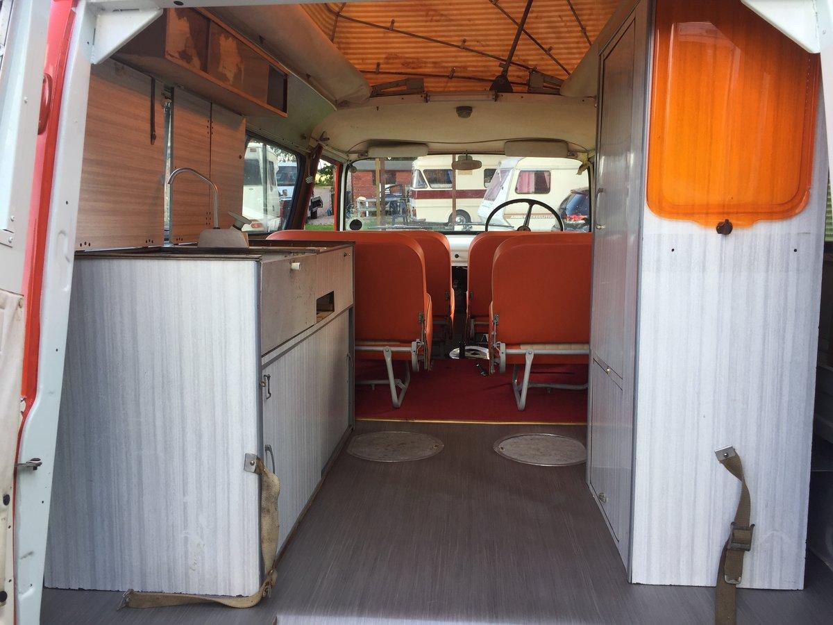 1969 Bedford CA Dormobile SOLD (picture 4 of 6)