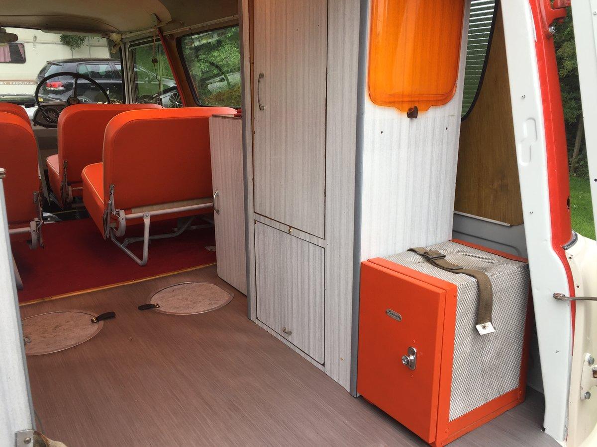 1969 Bedford CA Dormobile SOLD (picture 5 of 6)