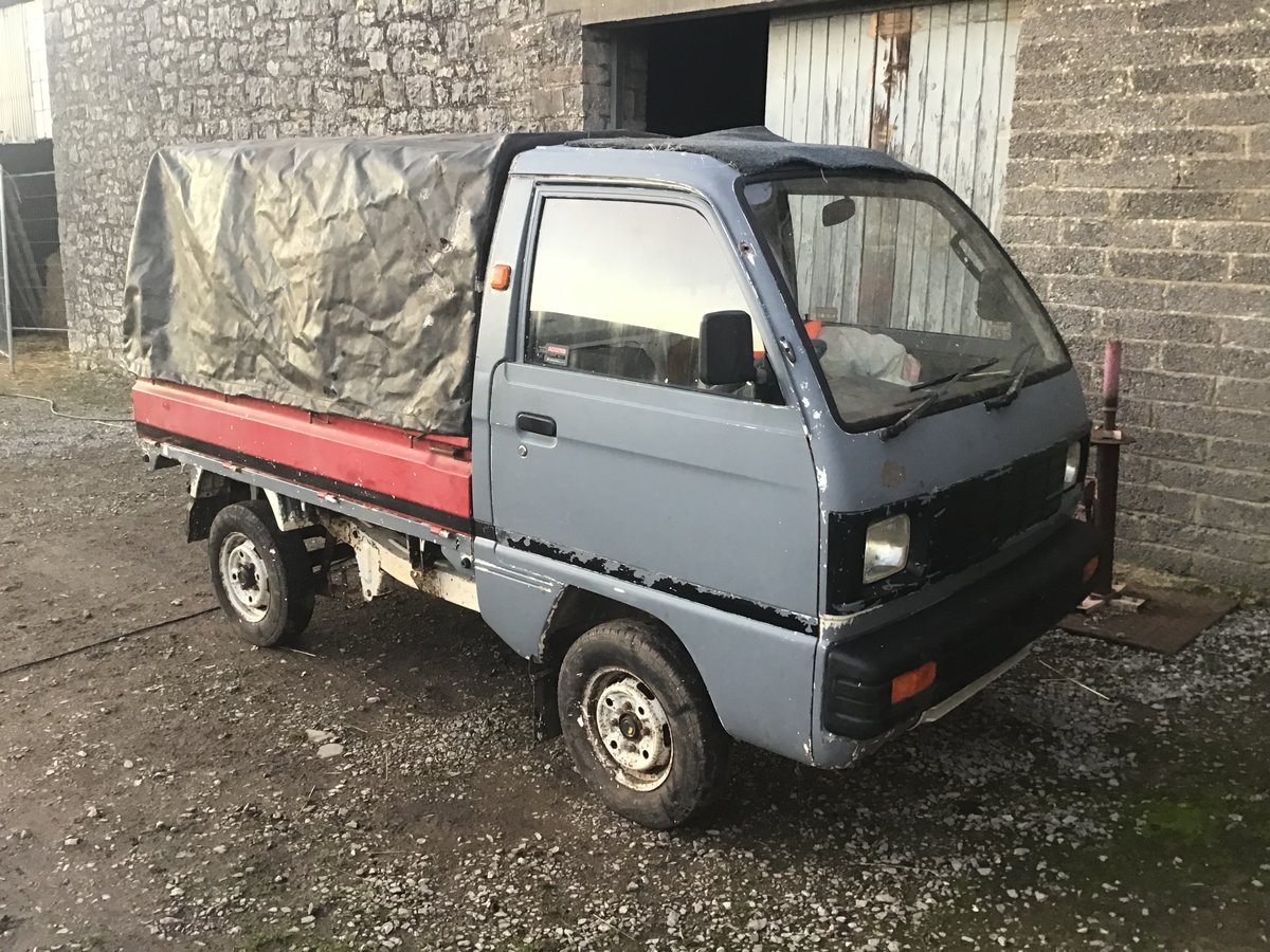 1992 Bedford Rascal Pick up For Sale (picture 1 of 6)
