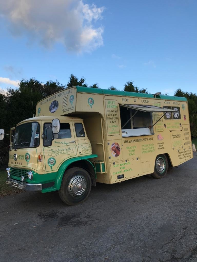 1971 Bedford Tk Catering Van For Sale (picture 1 of 6)