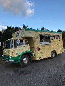 1971 Bedford Tk Catering Van For Sale