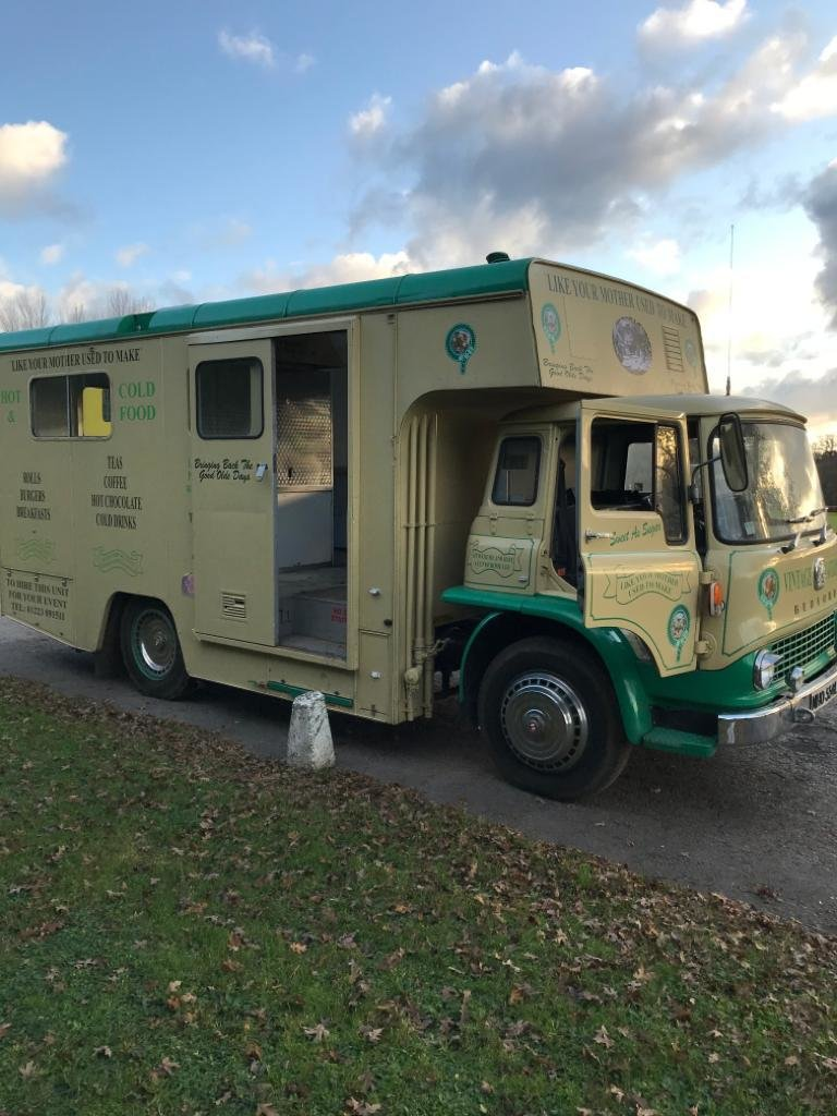 1971 Bedford Tk Catering Van For Sale (picture 2 of 6)
