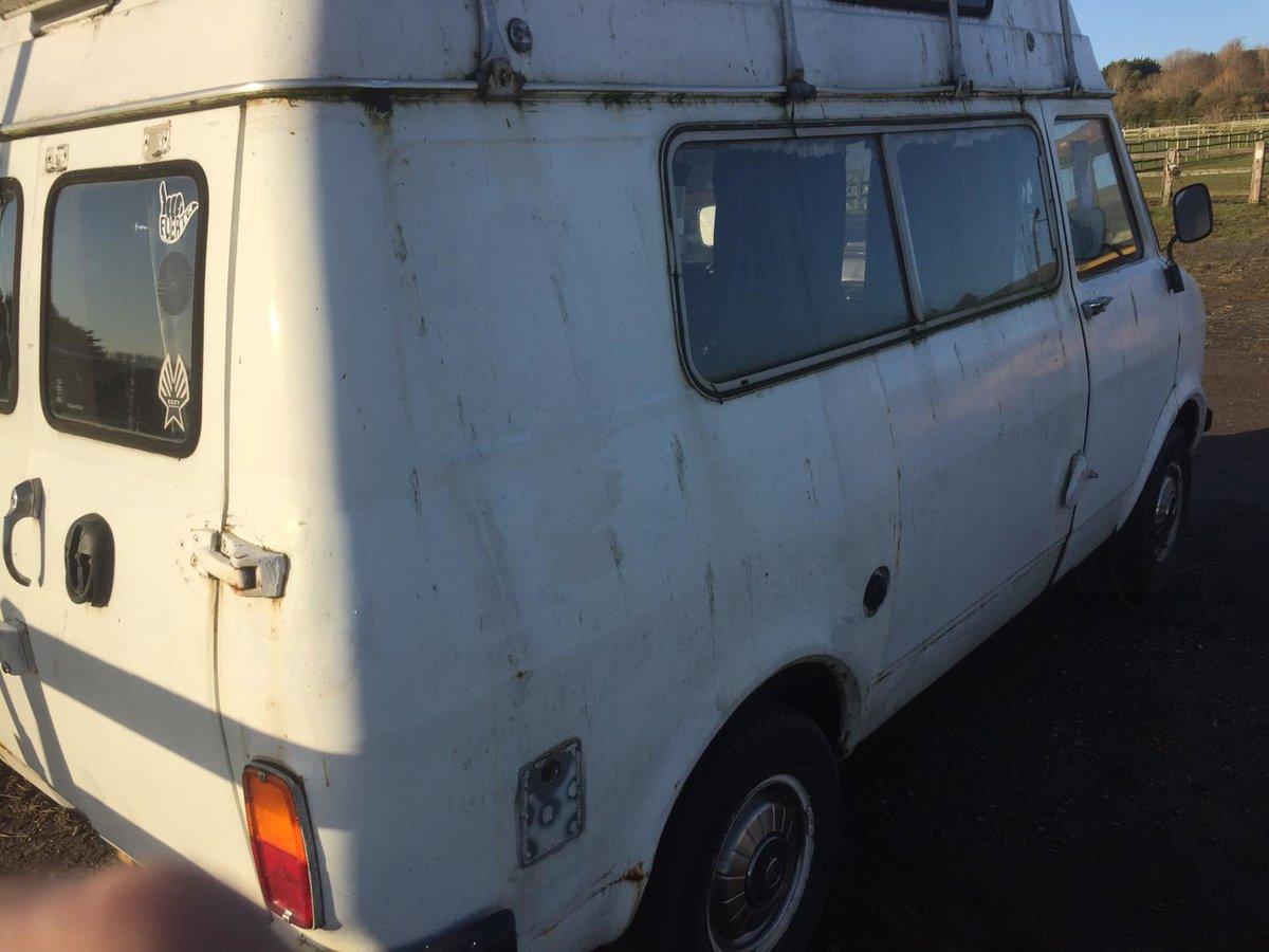 1977 Bedford CF Classic Camper Van SOLD (picture 3 of 6)