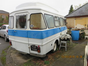 1973 Dormobile with LPG Conversion
