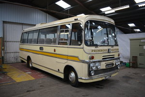 1974 Bedford VAS 29 Seater Plaxton Panorama IV For Sale by Auction