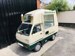 1988 Bedford Rascal Ice Cream Van not Cf Ca Icecream
