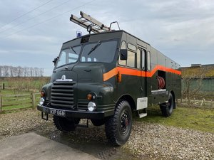 Bedford Green Goddess Fire Engine *Low Mileage* (RXP)