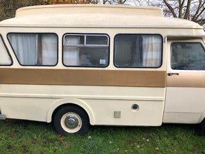Bedford CF Dormobile Landcruiser