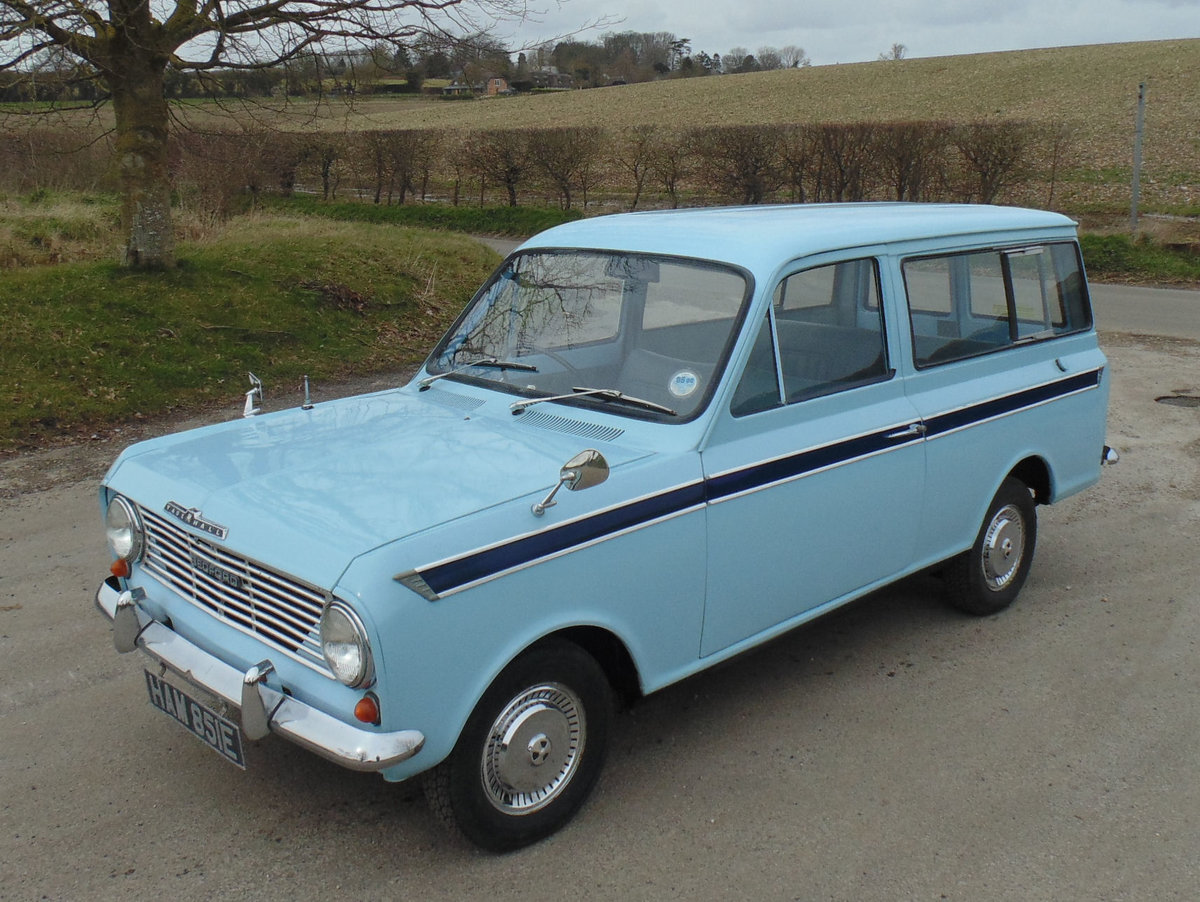1967 Bedford Beagle SOLD (picture 1 of 6)