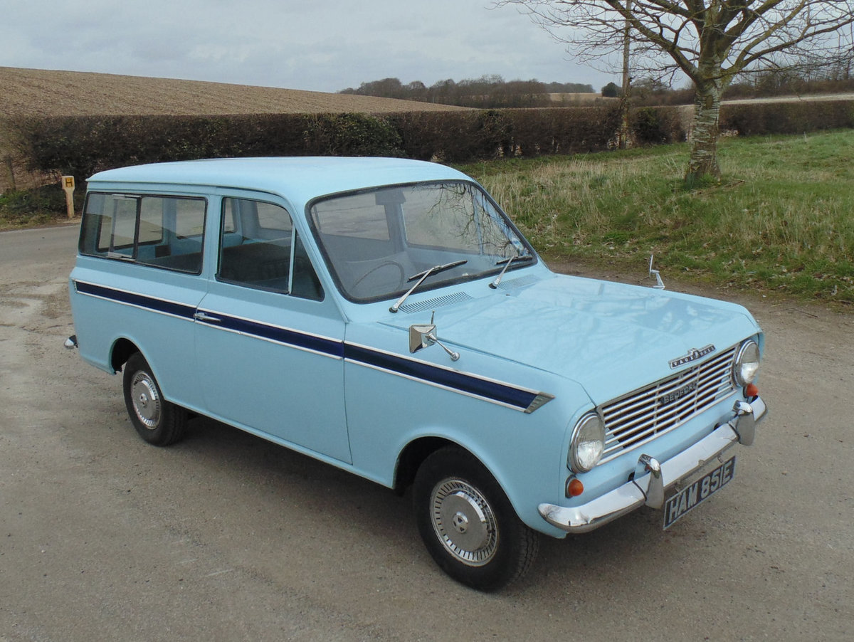 1967 Bedford Beagle For Sale (picture 2 of 6)