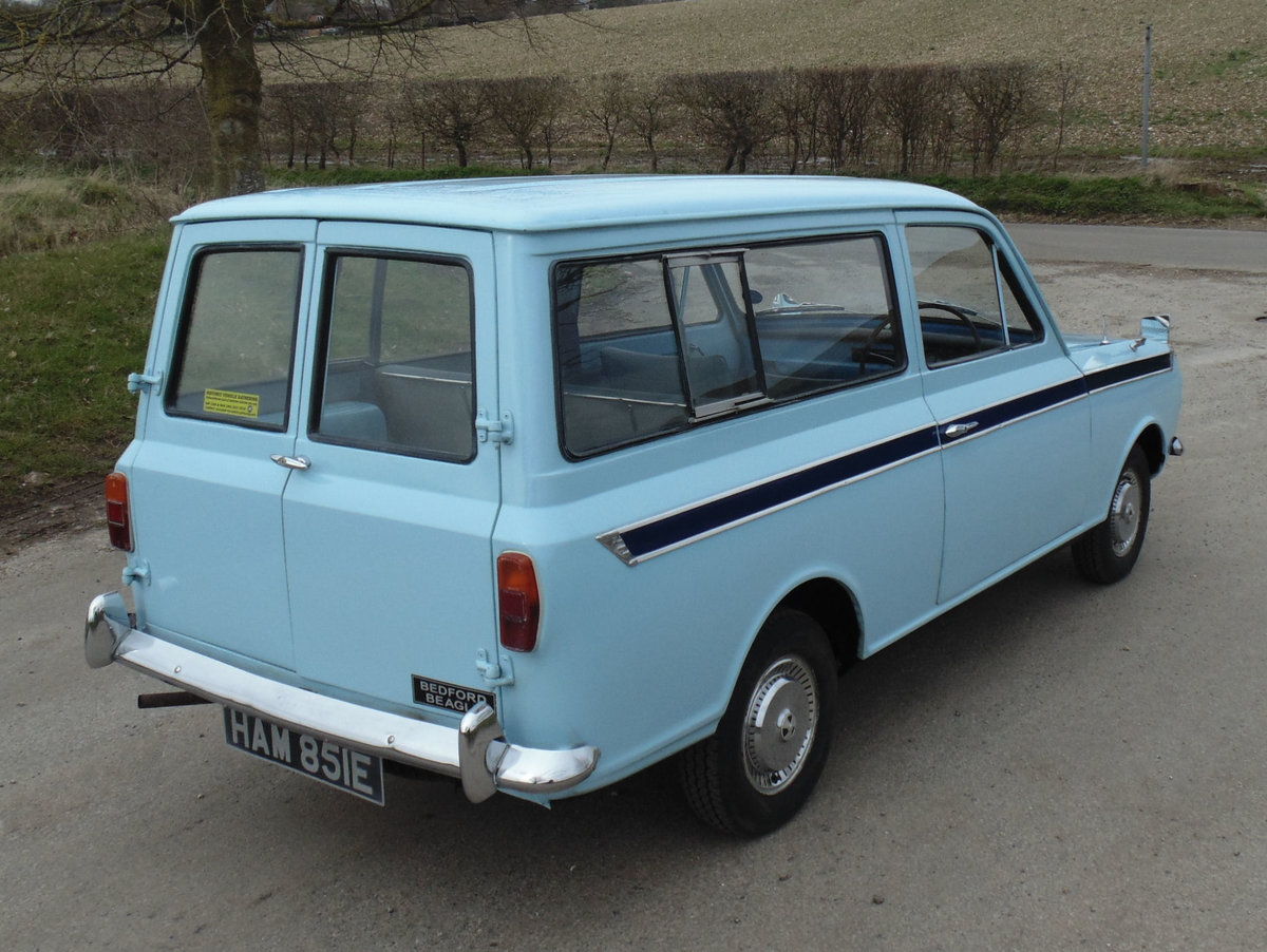 1967 Bedford Beagle SOLD (picture 3 of 6)