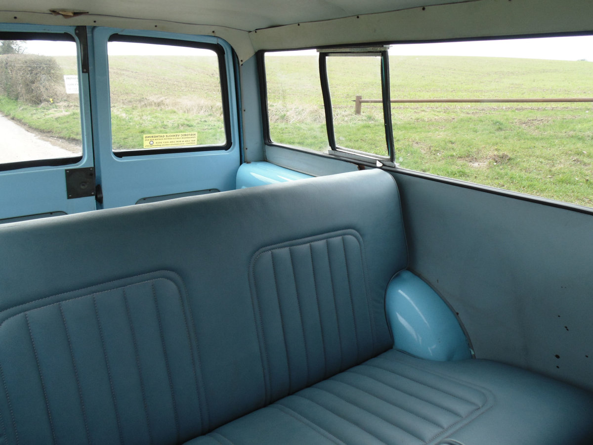1967 Bedford Beagle SOLD (picture 5 of 6)