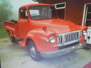 1959 bedford j type diesel