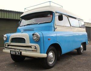 Picture of 1962 Bedford CA Camper Van  SOLD