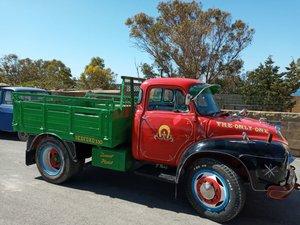 1960 Bedford j type