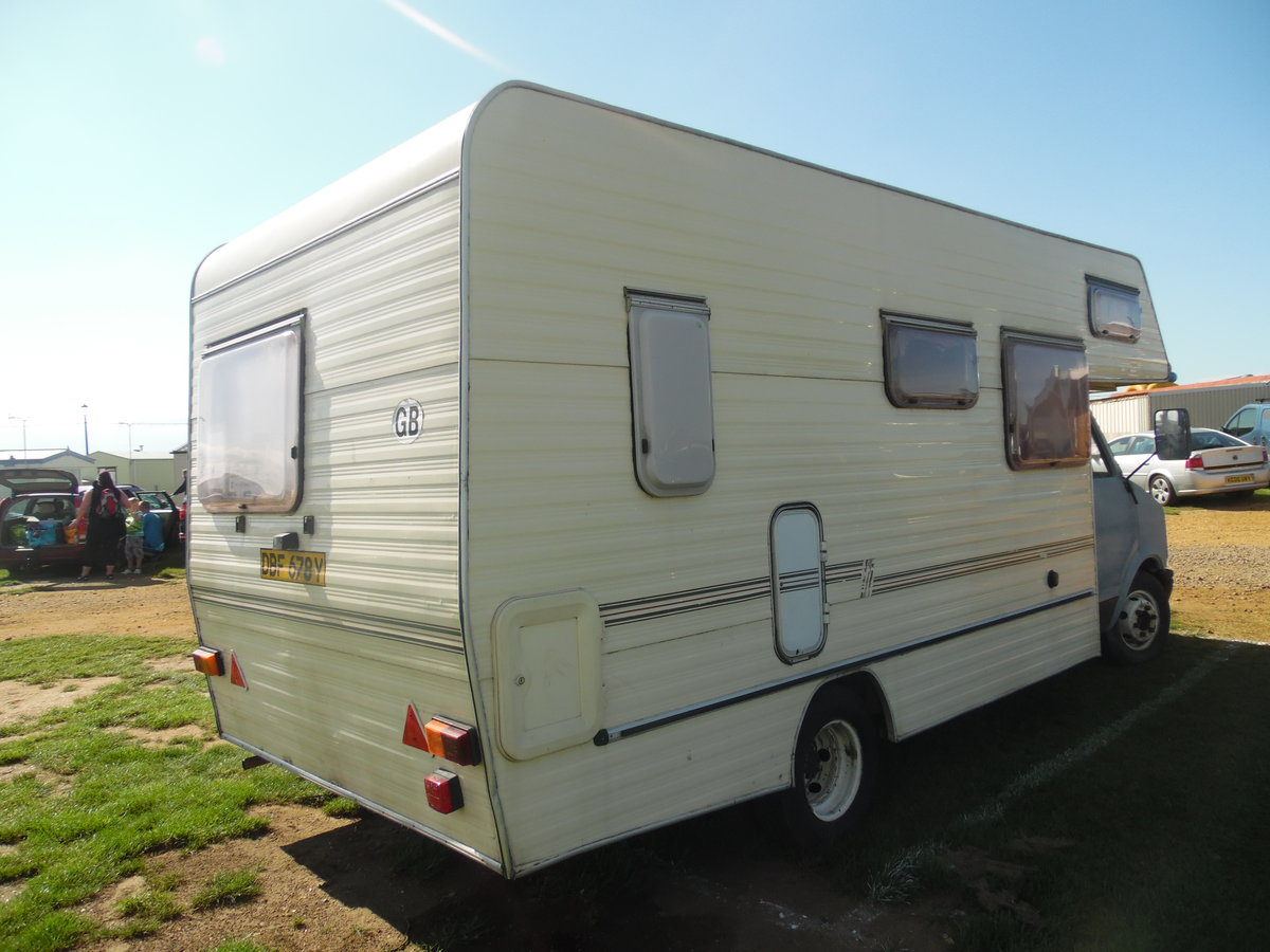 1983 Berty Bedford CF2 motorcaravan SOLD (picture 2 of 6)