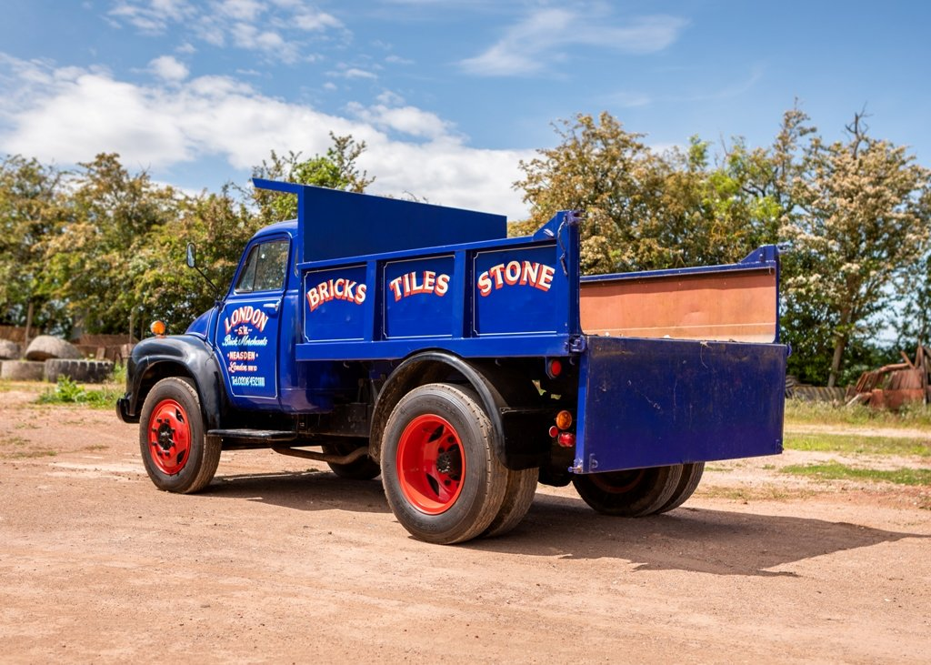 1959 Bedford J5 Tipper (Short wheelbase) SOLD by Auction (picture 3 of 6)