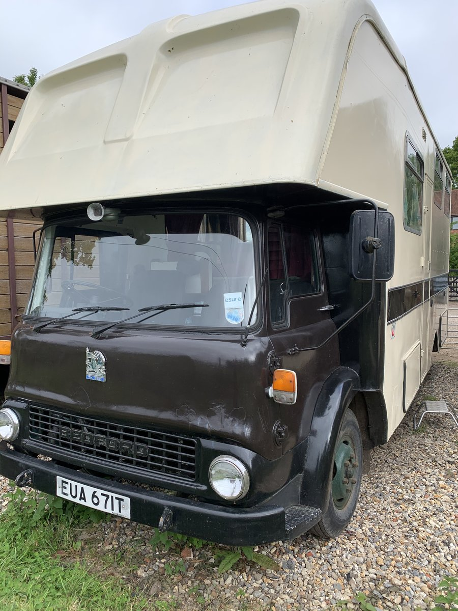 1978 Bedford TK Classic Oakley Horsebox For Sale (picture 1 of 6)