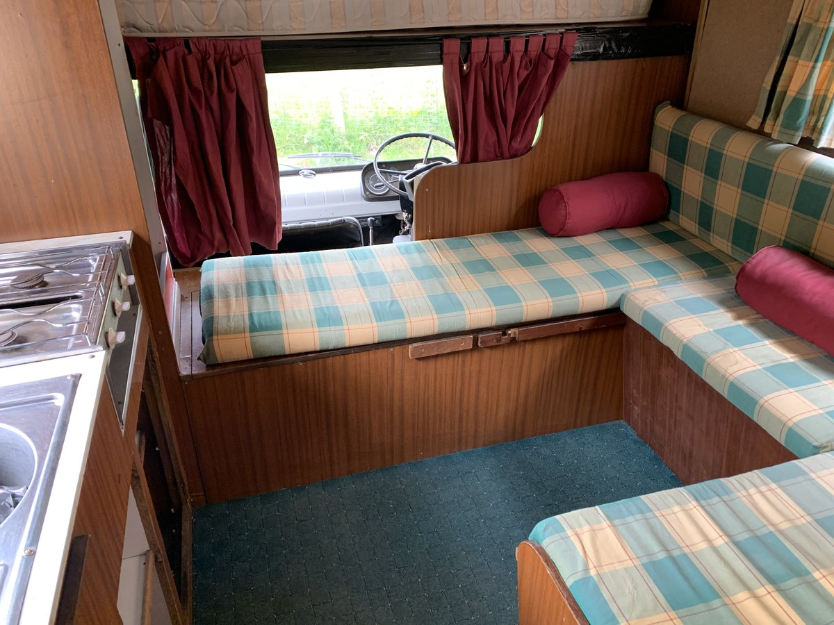 1978 Bedford TK Classic Oakley Horsebox For Sale (picture 4 of 6)