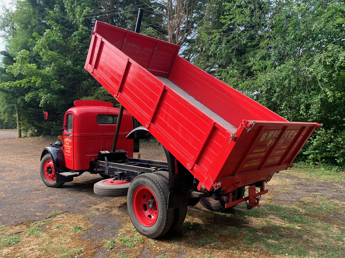 1948 Bedford O hydraulic tipper For Sale (picture 4 of 5)