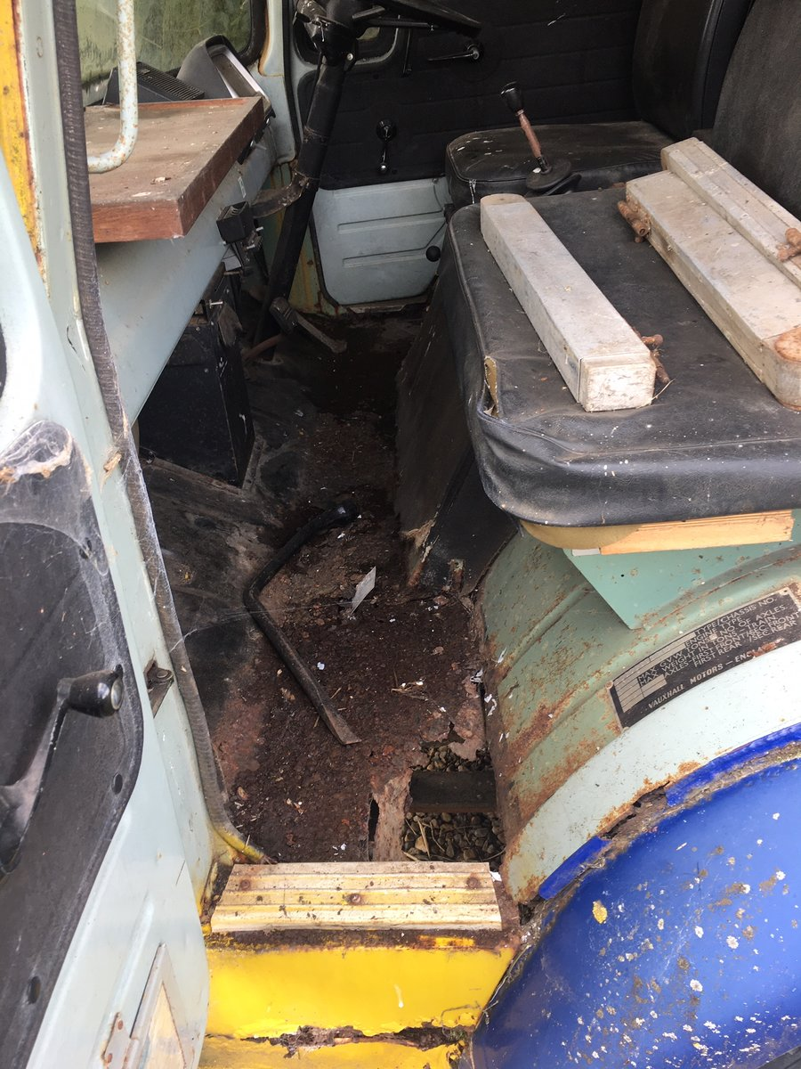 1972 Bedford TK 570 Horsebox ***DEPOSIT TAKEN*** For Sale (picture 6 of 6)