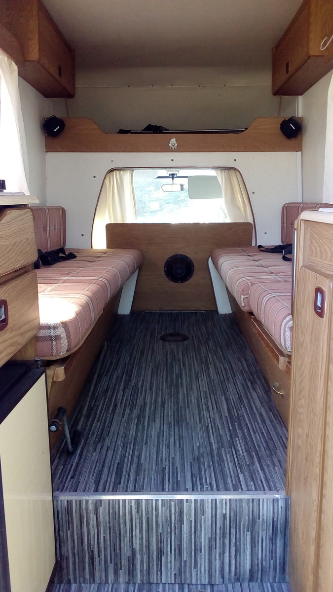 1989 Bedford Bambi fully restored For Sale (picture 4 of 6)