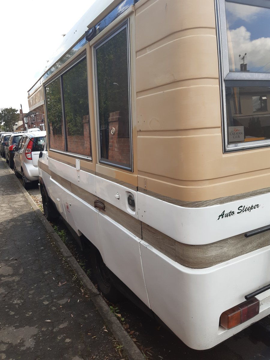 1982 Bedford cf2 2.3 petrol 66,000 For Sale (picture 4 of 6)