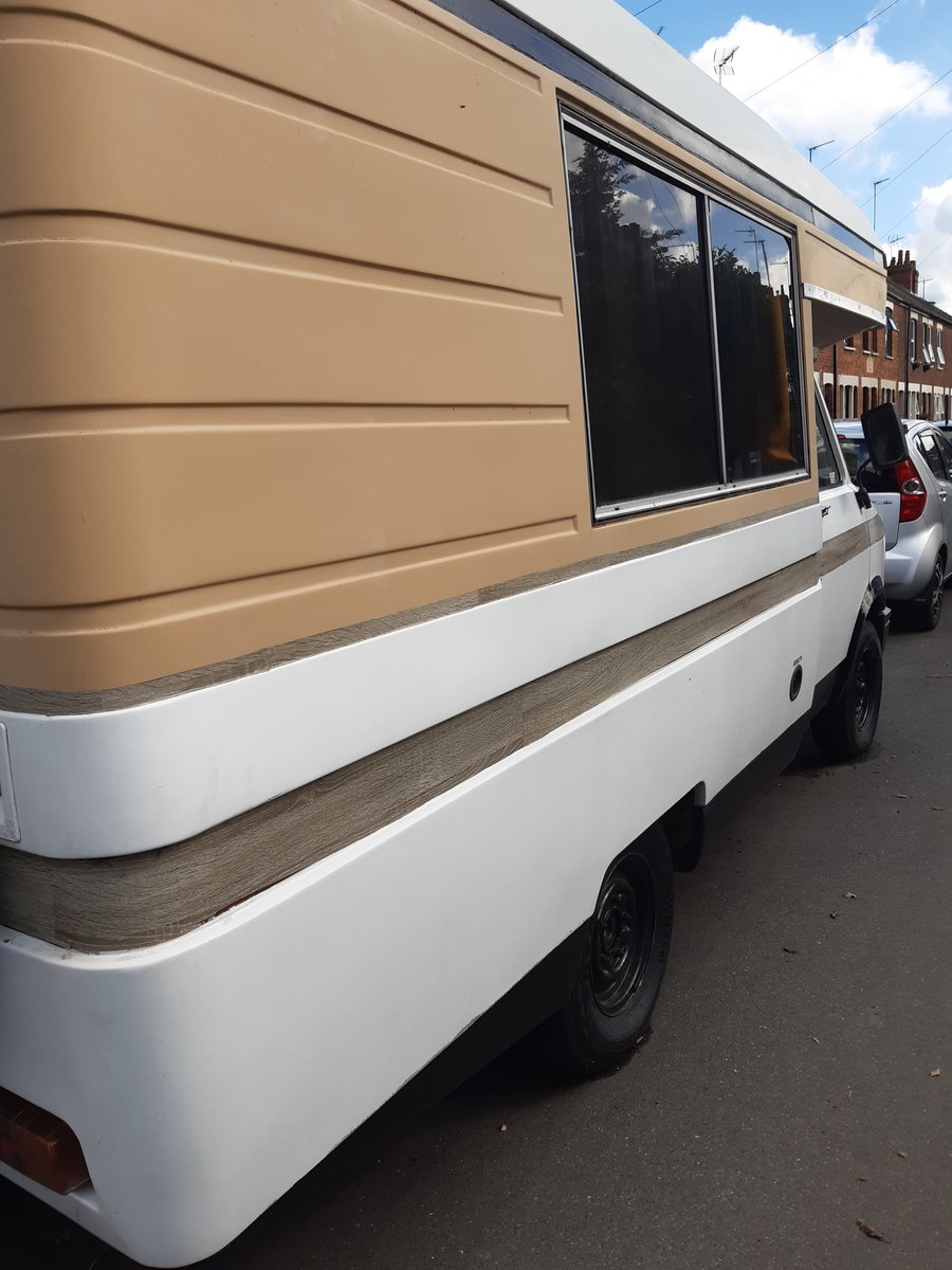 1982 Bedford cf2 2.3 petrol 66,000 For Sale (picture 5 of 6)