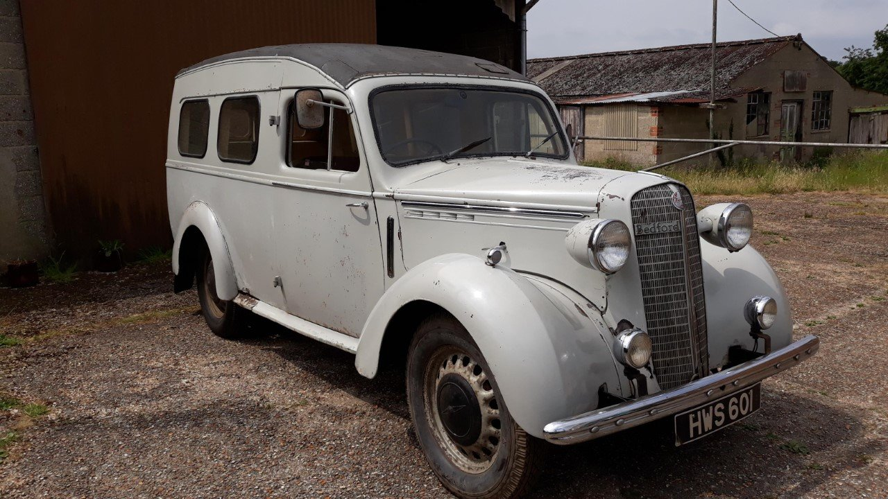 1951 Bedford PC van For Sale (picture 2 of 6)