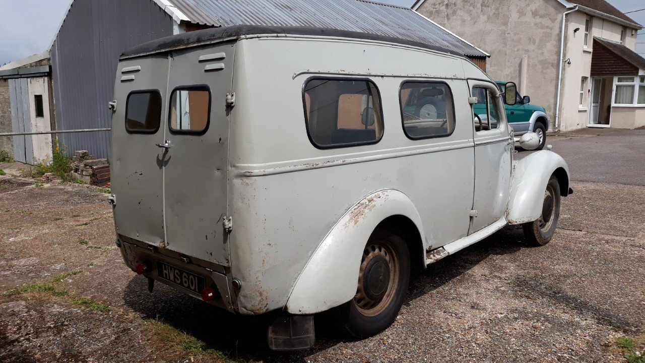 1951 Bedford PC van For Sale (picture 3 of 6)