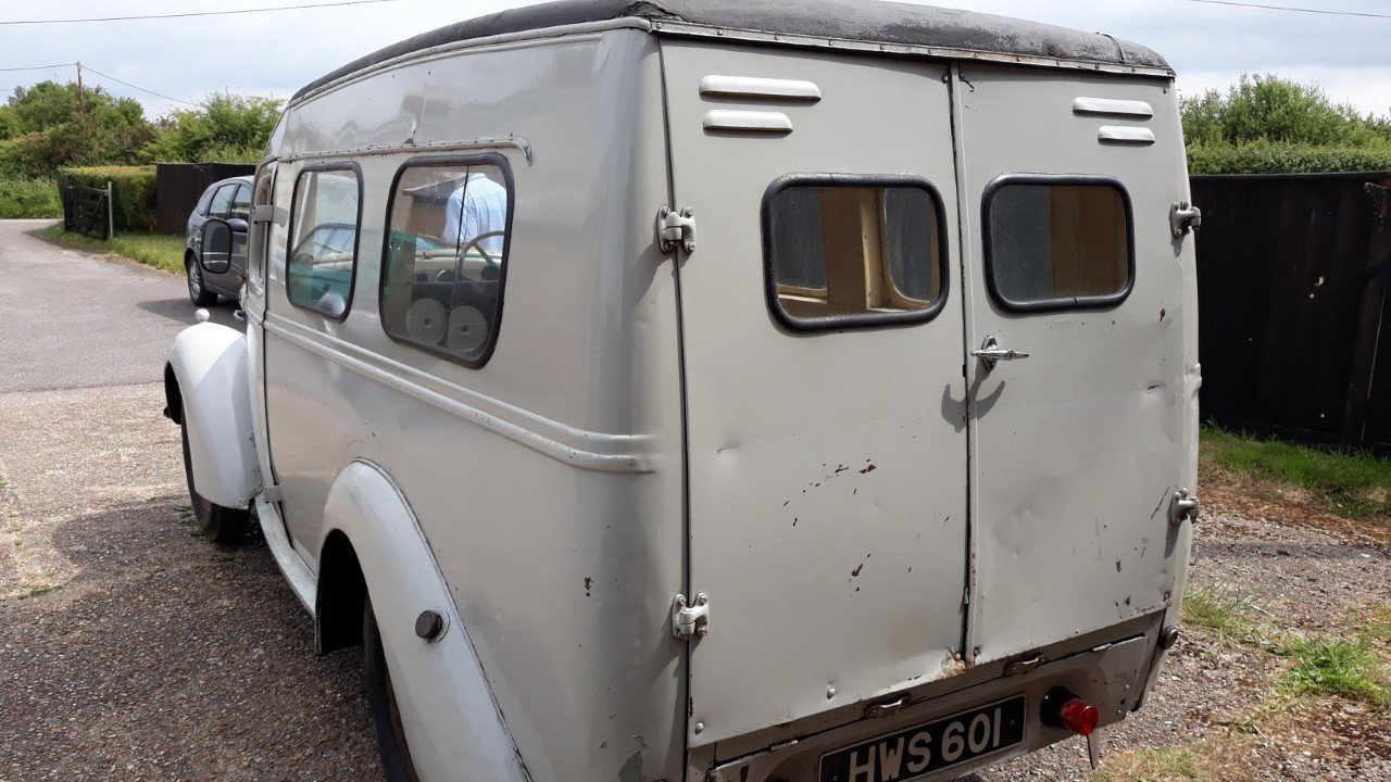 1951 Bedford PC van For Sale (picture 4 of 6)