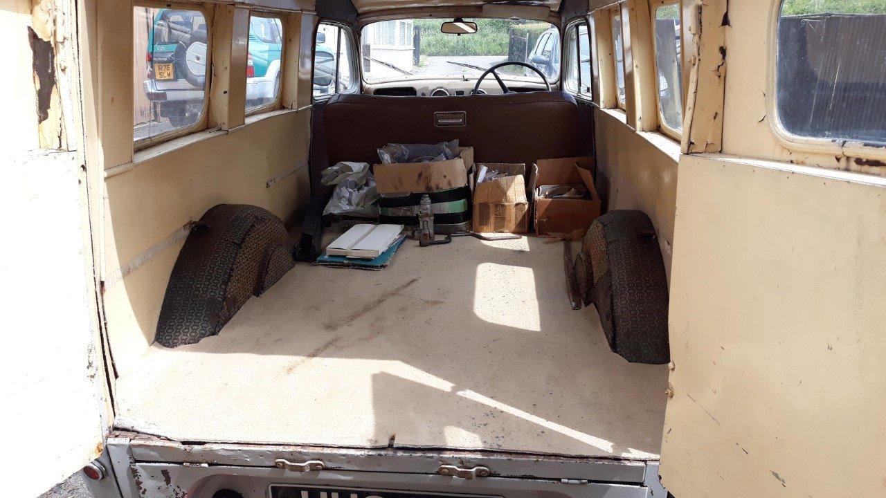 1951 Bedford PC van For Sale (picture 6 of 6)