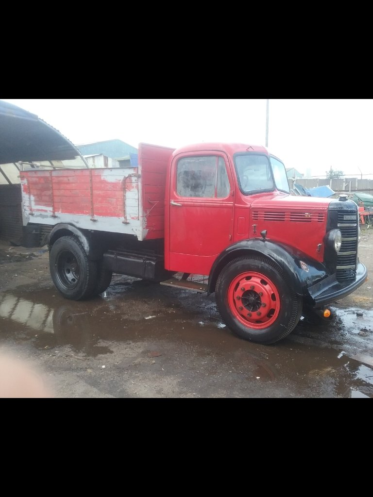 1949 Bedford o TYPE tipper For Sale (picture 3 of 6)