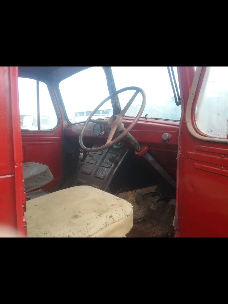 1949 Bedford o TYPE tipper For Sale (picture 2 of 6)