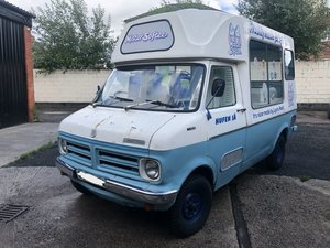 Classic Morrison Bedford Cf Ice Cream Van Icecream