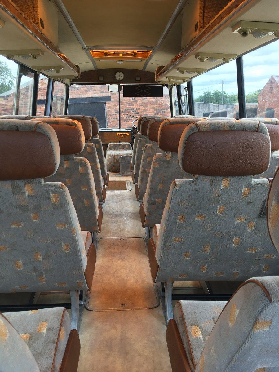 1974 Bedford Vas Plaxton historic bus coach For Sale (picture 6 of 6)