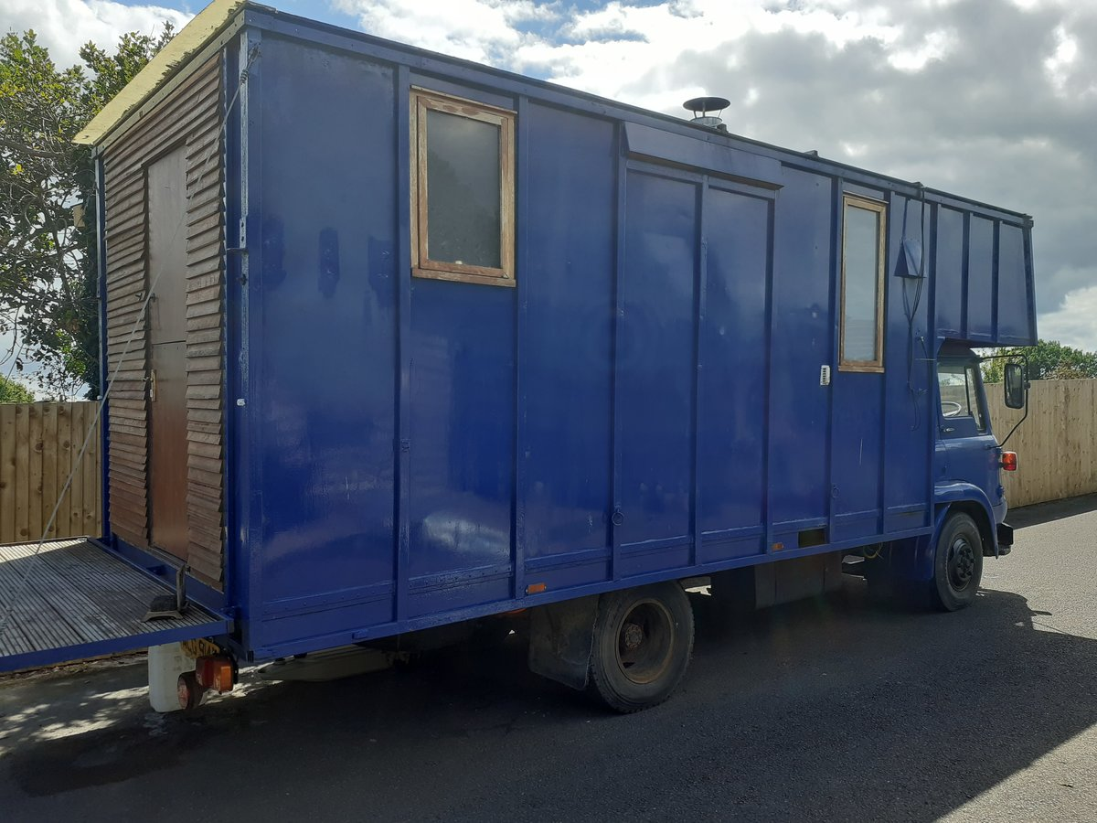 1980 Converted Bedford Horse Truck SOLD (picture 2 of 6)