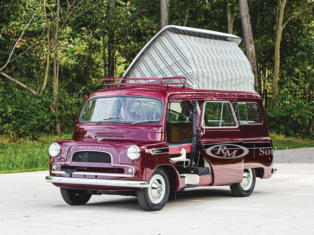1961 Bedford CA Dormobile Caravan by Martin-Walter For Sale by Auction (picture 1 of 6)