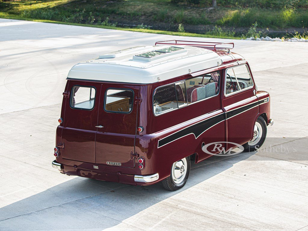 1961 Bedford CA Dormobile Caravan by Martin-Walter For Sale by Auction (picture 2 of 6)